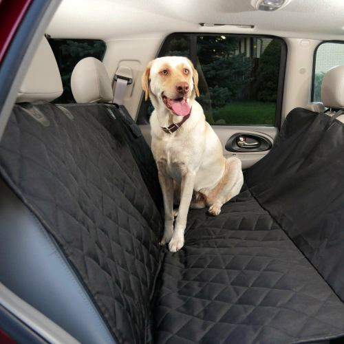 keep your car clean with dog seat cover. Black Bedroom Furniture Sets. Home Design Ideas